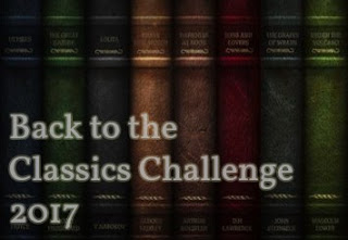 Back to the Classics Challenge 2017