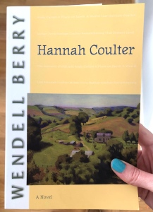 Hannah Coulter, by Wendell Berry pic