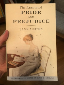 Pride & Prejudice book cover